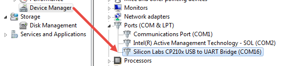 Computer Device Manager